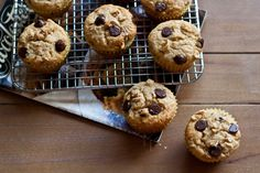 Gojee - Banana Chip Muffins by Blogging Over Thyme