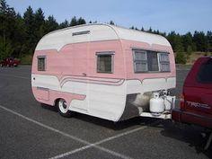 Vintage Campers!