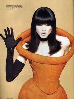 Vintage Jean Paul Gaultier  www.fashion.net