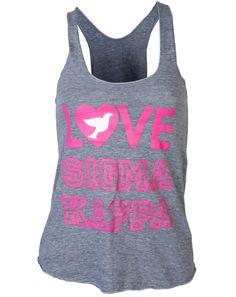 Sigma Kappa Dove Love Tank