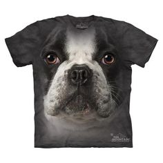 The Mountain T-Shirt – French Bulldog Face from The Modern Man Pop-Up - R349 (Save 13%)