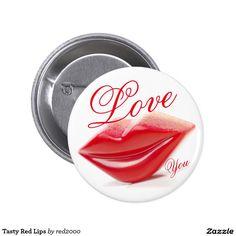 Tasty Red Lips