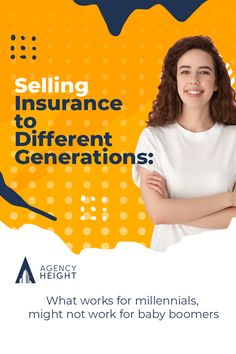Generational Diversity: What are the nuances of selling insurance to different generations and how can it be addressed in the insurance industry? Check out these selling insurance tips to find out. Shop Insurance, Insurance Website, Life Insurance Agent, Insurance Humor, Insurance Marketing, Insurance Business, Financial Budget, Financial Literacy, Life And Health Insurance