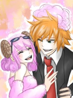 Áries and Loke