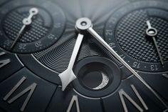 Detail watch shot.