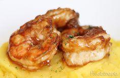 Camarão Agridoce - PANELATERAPIA - Blog de Culinária, Gastronomia e Receitas
