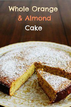 Gluten free cakes on Pinterest | Gluten free, Lemon Cakes and Almond ...
