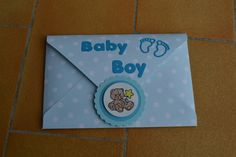 Busta Card nascita
