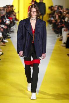 Maison Margiela Fall 2018 Menswear Fashion Show Collection