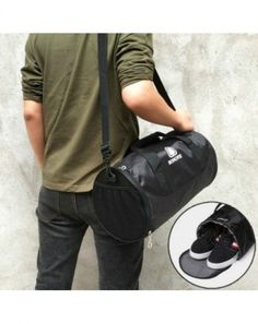 081723a424 Sports Gym Bag with Shoe Compartment Travel Luggage Duffel Bag for Men and  Women - Green