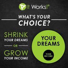 Https://nikkilee.myitworks.com Work from home and be your own boss! You determine what you make and when you work! The choice is your!