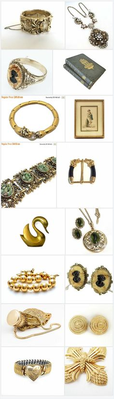 Midas in Vogue     #vogueteam #voguet SOTH by Pat on Etsy