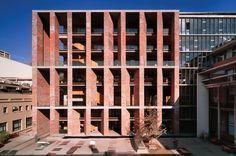 Universidad Católica de Chile Medical School | Architect Magazine | Elemental, Santiago, Chile, Education