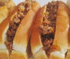Mini-Omelett-Muffins - New Ideas - New Ideas Ground Meat Recipes, Hamburger Recipes, Beef Recipes, Cooking Recipes, Sandwich Recipes, Appetizer Recipes, Eat Lunch, My Best Recipe, Dinner Rolls