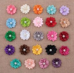 Best Quality Baby Girls Infant Chiffon Fabric Flowers For Kids Diy Headbands Corsage Christmas Hair Styling Accessories Hairpin Headwear Aw21 At Cheap Price, Online Children's Hair Accessories | Dhgate.Com
