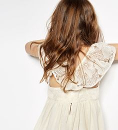 Frilled dress-Dresses-DRESSES AND JUMPSUITS-GIRL | 4-14 years-KIDS | ZARA United States
