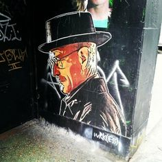 Vancouver Canada News Vancouver Graffiti: Breaking Bad