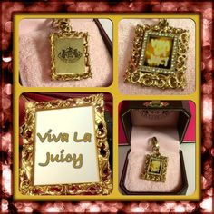 "Selling this "" JUICY COUTURE PAVE ""VIVA"" PICTURE FRAME CHARM"" in my Poshmark closet! My username is: age_of_couture. #shopmycloset #poshmark #fashion #shopping #style #forsale #Juicy Couture #Jewelry"