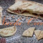 Spianata di pizza