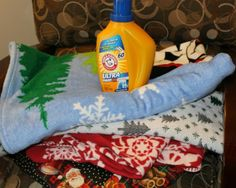 Arm & Hammer Ultra Power 4X Laundry Detergent Keeps Us #HolidayFresh #MC (sponsored)