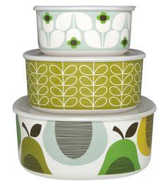 print & pattern: ORLA KIELY - ss2013 picnicware