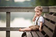 Após susto envolvendo a saúde do filho, pai cria lindas fotografias sobre a…
