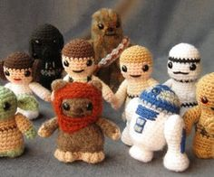 Force Crochet: Star Wars Amigurumi Patterns