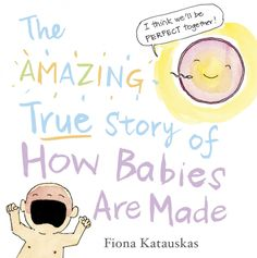Booktopia has The Amazing True Story of How Babies are Made by Fiona Katauskas. Buy a discounted Hardcover of The Amazing True Story of How Babies are Made online from Australia's leading online bookstore. Egg Donation, Drive In Movie Theater, Book People, Magazines For Kids, Book Week, Kids Boxing, Toddler Preschool, Teaching Kids, True Stories