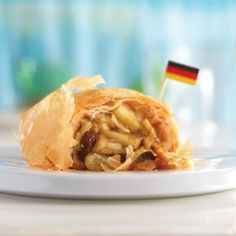 Apple Strudel | Recipes