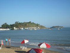 Praia do Centro - Rio das Ostras - RJ.