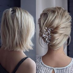 50 Stylish Short Hairstyle Ideas for Women You Can Try . 50 Stylish Short Hairstyle Ideas for Women You Can Try . 50 Stylish Short Hairstyle Ideas for Women You Can Try Check more at Bob Wedding Hairstyles, Short Hairstyles For Women, Up Hairstyles, Hairstyle Ideas, Indian Hairstyles, Short Hair Bridesmaid Hairstyles, Short Formal Hairstyles, Hairstyle Wedding, Spring Hairstyles