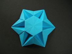 Shall-Shen star from hexagon