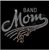 BAND MOM Shirt by XtremeSparkle