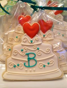 Anything to do with weddings...bridal showers, rehersal dinner or wedding favor