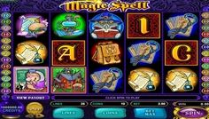 Microgaming has released another magic-themed game for online slot players. This is the #MagicSpell video slot with five reels, twenty-five pay-lines, a #bonus game, a wild, multipliers and a maximum #payout of £20,000.  People have been performing #blackMagic or what is considered the devil for centuries and it's feared by many. The images in this #game relate to the black magic #myth, but they are nothing to be afraid of.