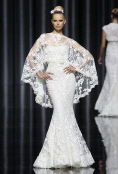 2013 Wedding Trends: Wedding Dresses with High Necklines | Wedding Party
