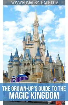 There is plenty to do for adults at the Magic Kingdom. Read about the best rides, food, and shows. Disney World | Orlando | #MagicKingdom | #DisneyWorld