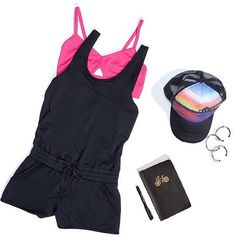 Perfekter Wochenend-Look! #ootd #tgif #fitness #workout #fitnessbrand #fitnessfashion #weekendessentials #accessoires