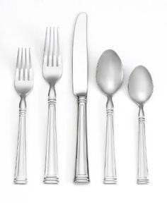 Lenox Flatware 18/10, Esquire 65 Piece Set