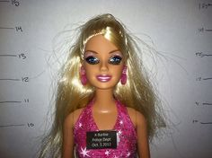 Controversial barbie dolls: Before this digital age of iPads, tablets and other handheld electronic devices, there were Easy Bake Ovens, Polly Pockets and t Humor Barbie, Barbie Funny, Bad Barbie, Barbie And Ken, Bratz Doll, Barbie Dolls, Barbie Mala, Princesa Punk, Barbie Tumblr