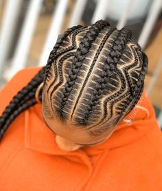 43 Cool Blonde Box Braids Hairstyles to Try - Hairstyles Trends Braided Cornrow Hairstyles, African Braids Hairstyles, Cornrows, Box Braids Hairstyles For Black Women, Braids For Black Hair, Natural Hair Styles, Short Hair Styles, Braids Wig, Braid Styles
