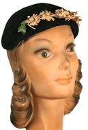 Aunt Bea 50s hat