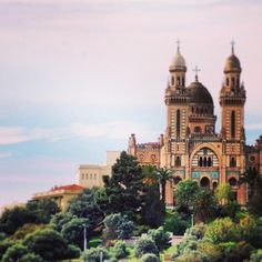 Cathedral in Annaba, Algeria