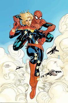 Spider-Man & Ms. Marvel