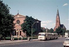 Berlin - Wedding - Leopoldplatz 1965
