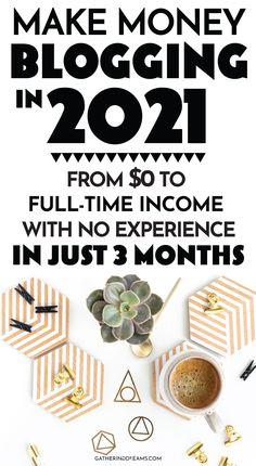 Make Money Blogging, Make Money Online, How To Make Money, Business Planner, Blog Topics, Blogger Tips, Creating A Blog, Blogging For Beginners, Extra Money