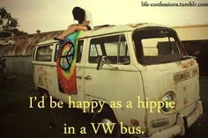 happy as a hippie