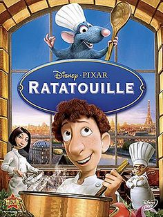Ratatouille ~ Fav Disney/Pixar movie