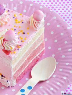 Blog argentino sobre recetas dulces y pastelería.