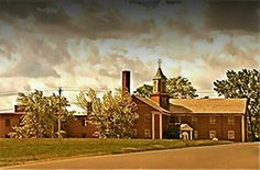 Rolling Hills Asylum E. Bethany, New York